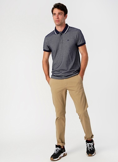 Dockers Dockers Smart 360 Flex Ultimate Chino Slim Pantolon Bej